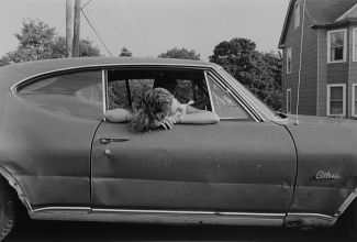Photo by Mark Steinmetz, who also held a workshop next to his exhitbion at the Amerikahaus.